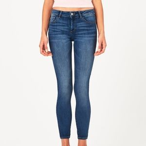 Margaux Mid Rise Ankle Skinny | Paramount DL 1961